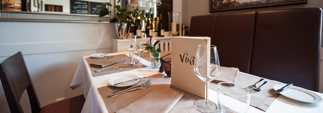 restaurant buon gusto gute italienische k che in wiesbaden. Black Bedroom Furniture Sets. Home Design Ideas